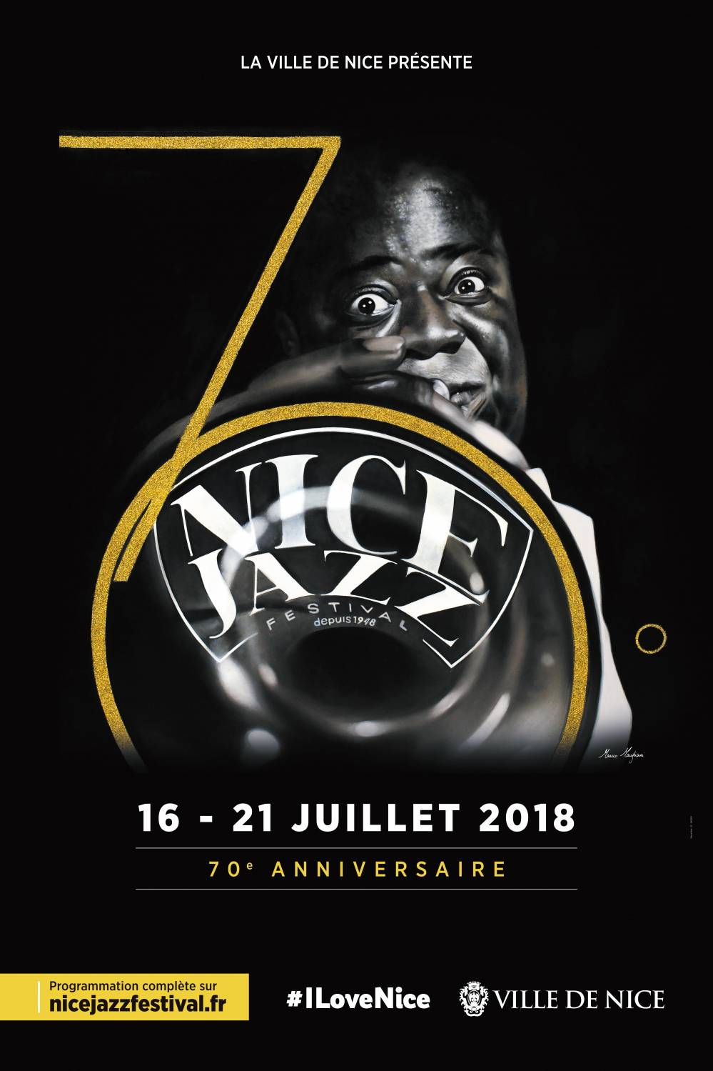 festival 21 juillet 2018