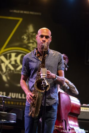 Joshua Redman Special guest with Billy Hart Quartet